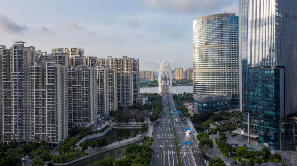 Цены на квартиры в Гуанчжоу