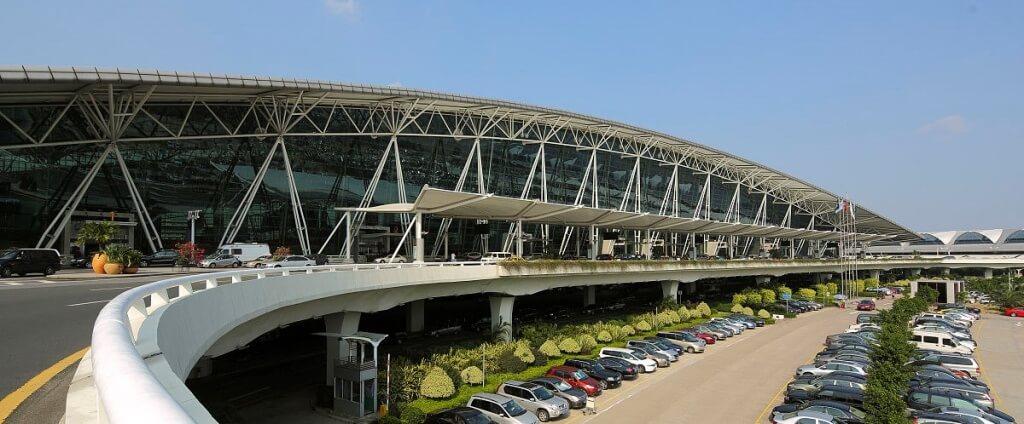 Аэропорт гуанчжоу Байюнь