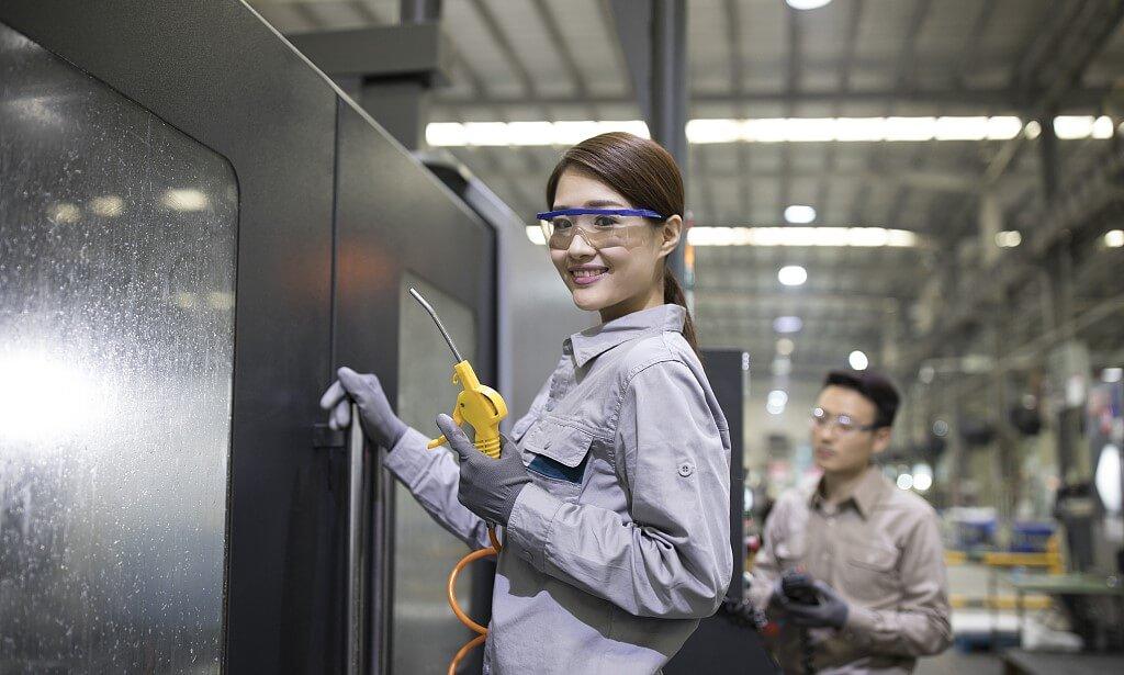 Контроль качества на заводе в китае, китайское качество